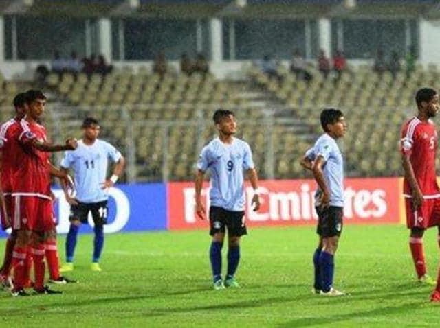 AFC U16,Suresh Singh Wangjam,Boris Singh Thangjam