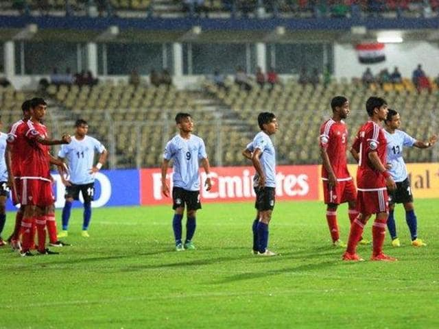 The loss to UAEwill put India in a difficult position to qualify from Group A as they face former champions Iran and Saudi Arabia in later fixtures.