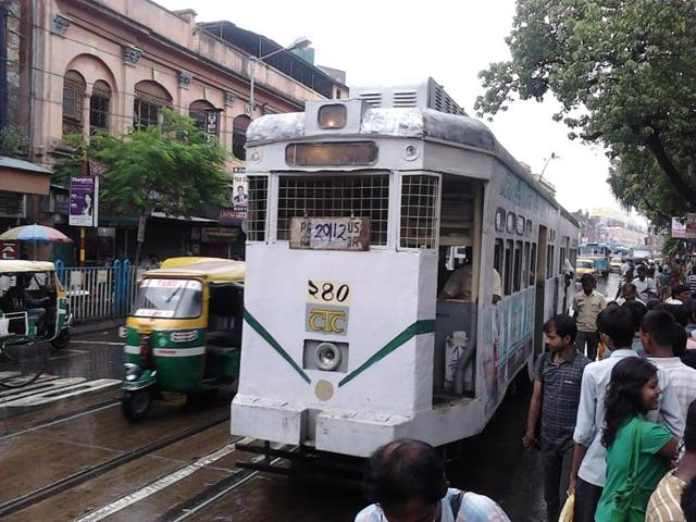 The tram service has been accused of occupying too much road space, carry too few passengers while slowing down the speed of other vehicles. However, it remains to be seen how the chief minister, who has a soft corner for everything traditional, reacts to the idea.