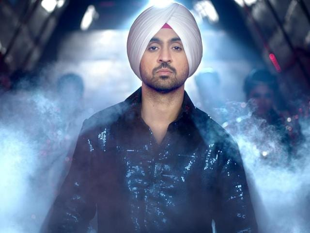 Punjabi actor-singer Diljit Dosanjh says he doesn't have the urge to sing in all his films.