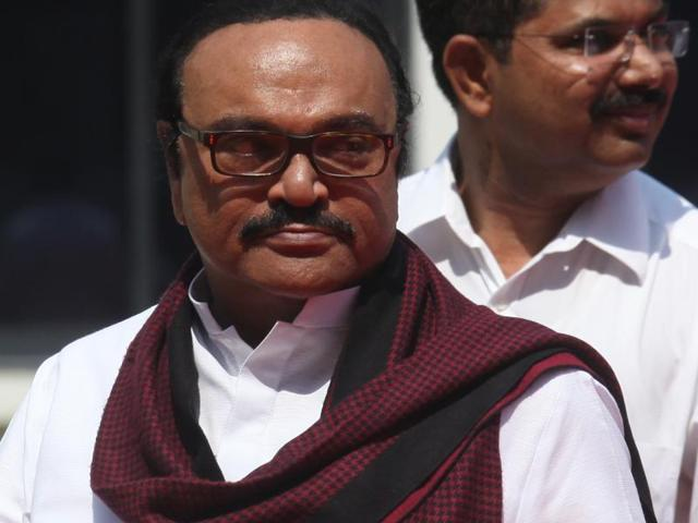 Doctors found that Bhujbal had viral fever and platelet count in his blood had dropped.