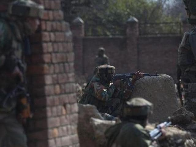 Seventeen soldiers were killed in a militant attack on an Indian Army camp in Uri in Jammu and Kashmir early on Sunday.