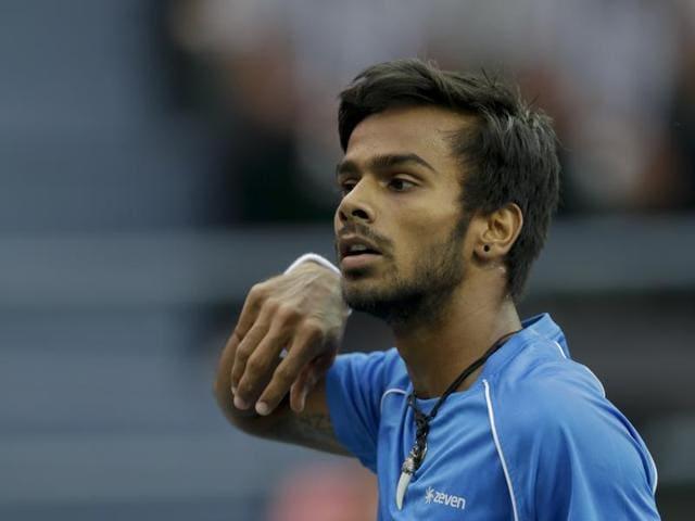 Davis Cup,Saketh Myneni,David Ferrer