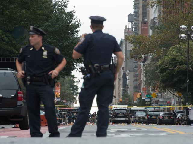 Manhattan blast,New York explosion,New Jersey pipe bomb