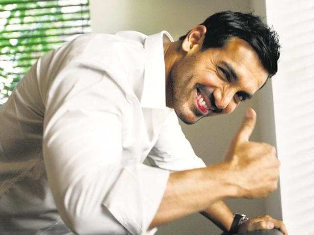 John Abraham says the man he loves and admires the most is filmmaker Aditya Chopra.