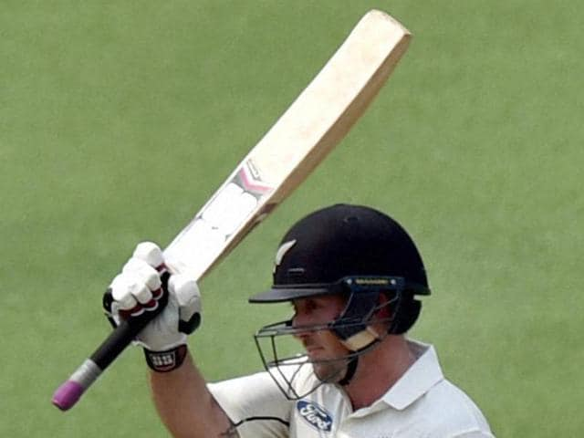 Ronchi smashed 107 off 112 balls on the third and final day of the warm-up game in New Delhi on Sunday.