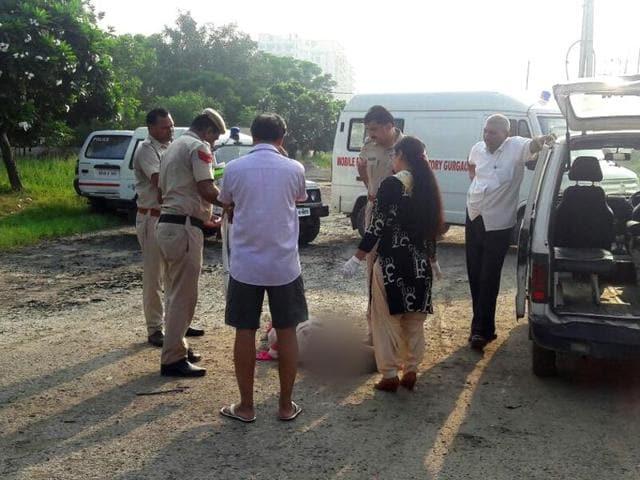 Crime in Manesar
