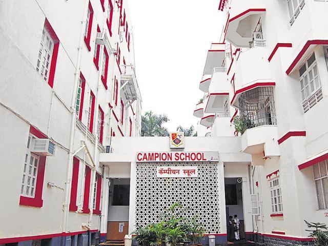 HT Top Schools Survey 2016,Mumbai,Campion School