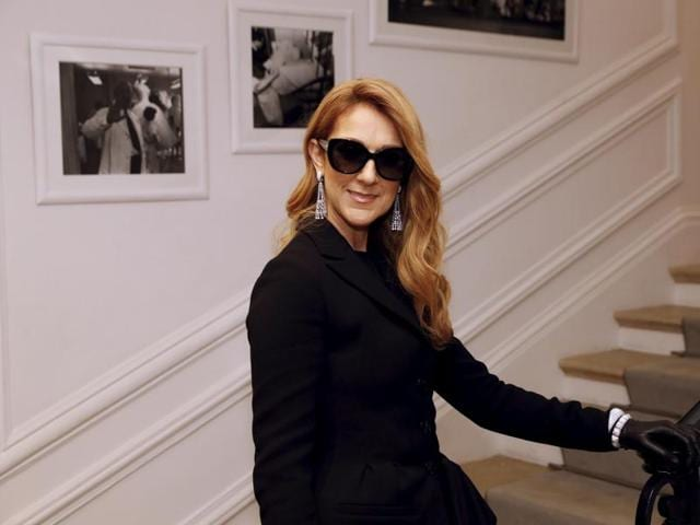 Canadian Celine Dion lost  her husband Rene Angelil  in January 2016.