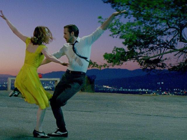 La La Land,Ryan Gosling,Emma Stone