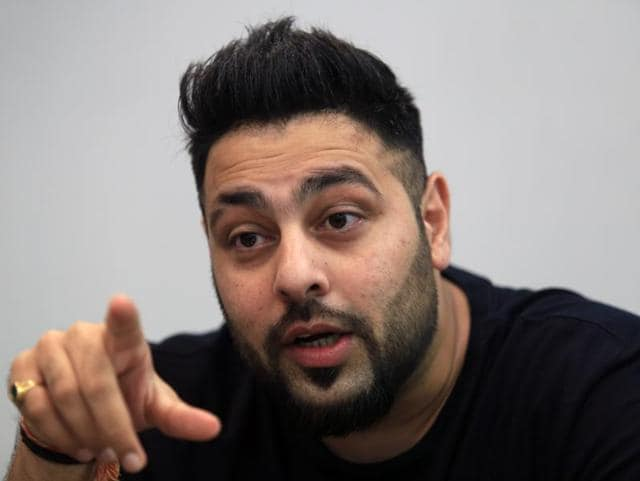 Bollywood singer and rapper Badshah  confesses he is not a huge fan of Eminem.