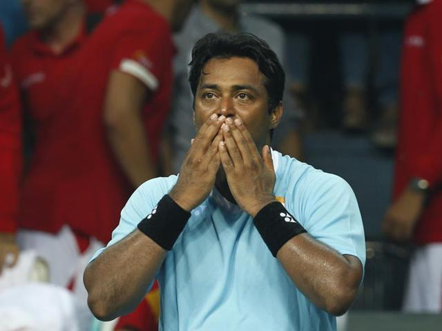 Paes made the comments during India's Davis Cup World Group Play-off tie against Spain, which India lost 5-0.