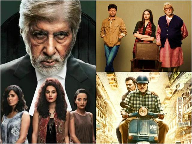 Old age really seems to agree with Mr Bachchan, for there is no stopping him. In 2016 alone, he has featured in three films, all of which have been well-received by critics and audiences alike.