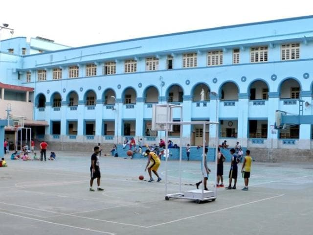 DON BOSCO HIGH SCHOOL