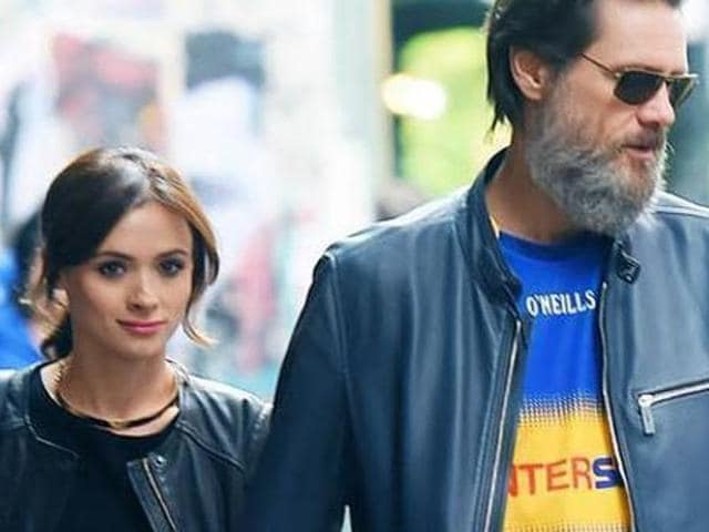 """The estranged husband of Carrey's former girlfriend Cathriona White has alleged Jim Carrey """"used his immense wealth and celebrity status"""" to obtain opioids for her."""