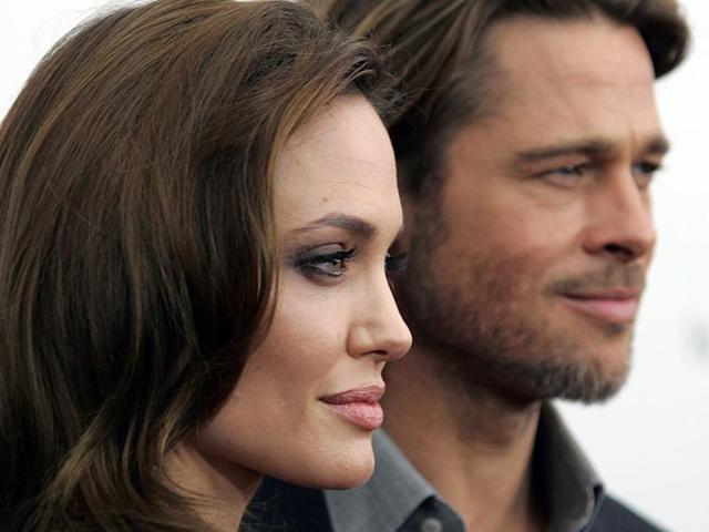 Angelina Jolie,Timeline,Brad Pitt