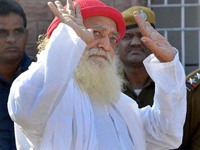 Supporters of self-styled godman and rape accused Asaram Bapu gave a harrowing time to passengers on a Jodhpur-Delhi Jet Airways flight on Sunday.