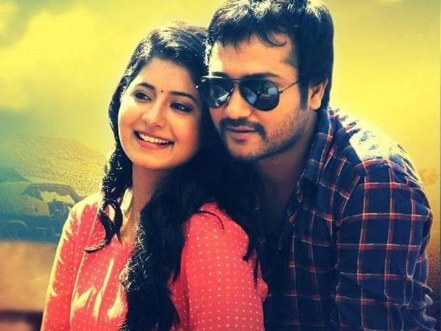 Bobby Simhaa and Reshmi Menon got married in April this year.
