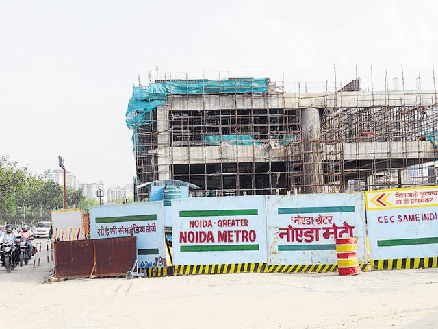 The Supreme Court on September 16 stayed the green tribunal's order mandating environment clearance for the 30-km under-construction Noida-Greater Noida Metro link.