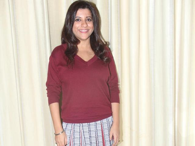 Zoya Akhtar says she wants explore the thriller and genre and also make a period film someday.
