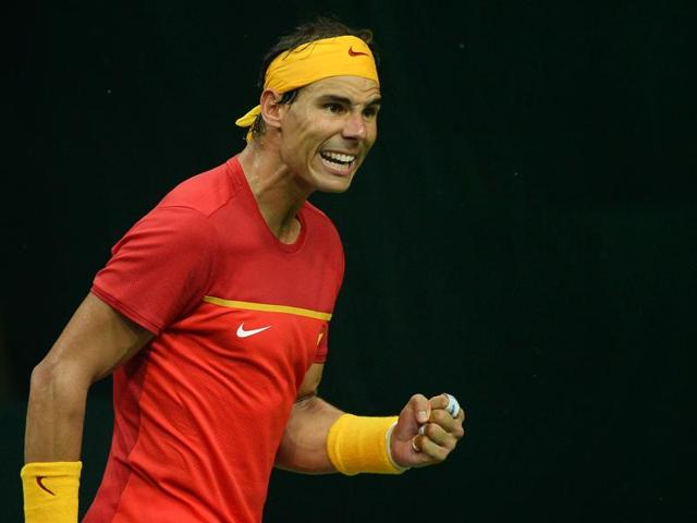 Nadal believes the right team, making fitness a priority and achieving the right balance between hard work and fun are all critical to achieving success in tennis.