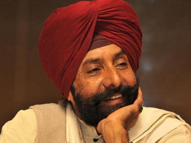 Former MP Jagmeet Singh Brar.