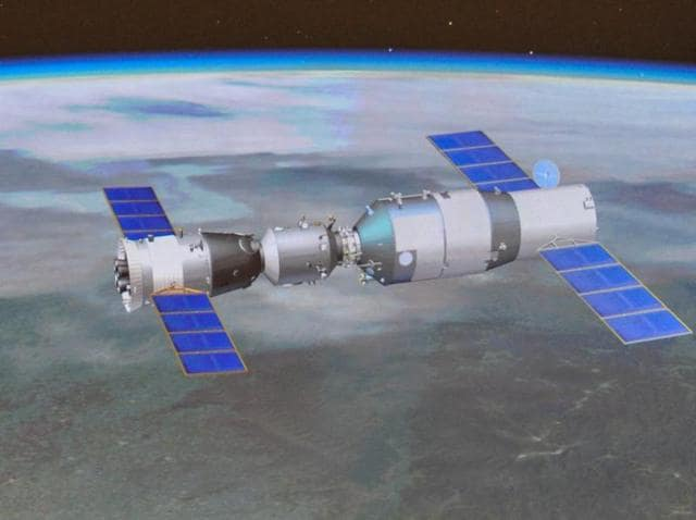 Chinese space station,space lab,Tiangong-1
