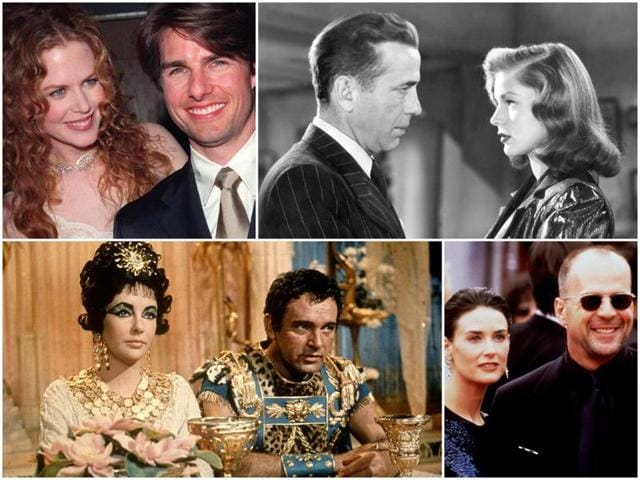 Hollywood is no stranger to legendary couples.