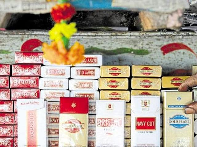 The state's Directorate of Health Services has sent a list of traders and pan shops, prepared by them and Tobacco Institute of India, to the Director General of Police Maharashtra and FDA.
