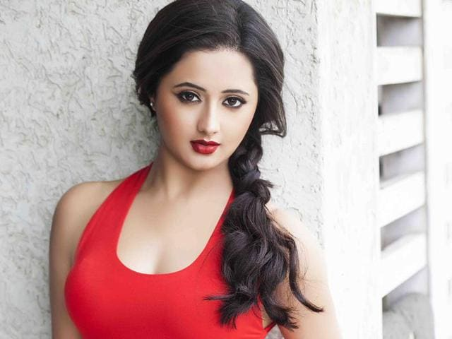 Rashami Desai uploaded a photo with her co-star Laksh Lalwani on Instagram three days ago. Since then, reports linking her to the latter have been doing the rounds.