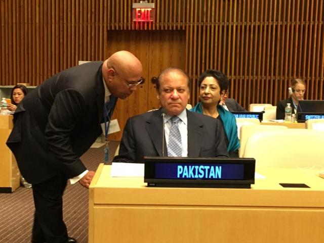 Pakistan said proposals of nuclear restraint should be first implemented by India before Islamabad does it