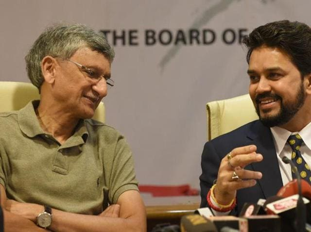 The Board of Control for Cricket in India (BCCI) re-elected Ajay Shirke as Secretary unopposed.