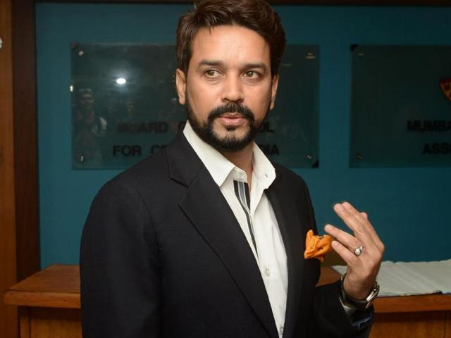 BCCI,Anurag Thakur,MSK Prasad