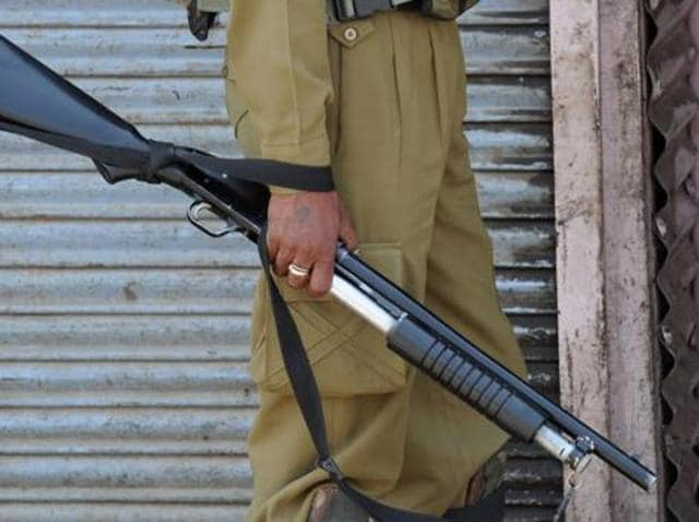 Security forces faced flak over the use of pellet guns to quell protests in Kashmir after people were severely wounded, in many cases losing an eye.