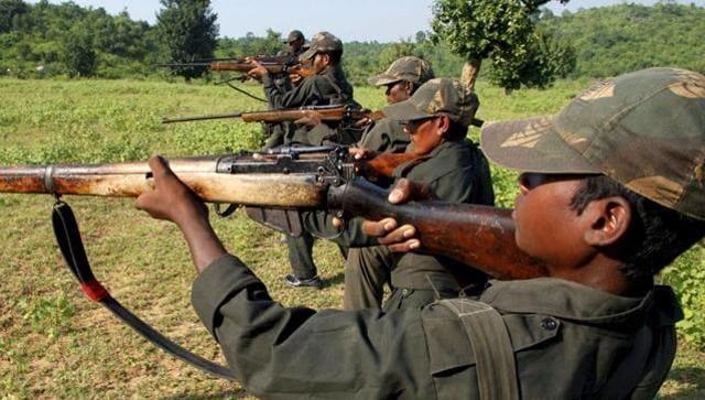 Maoists,Insurgency,Dantewada
