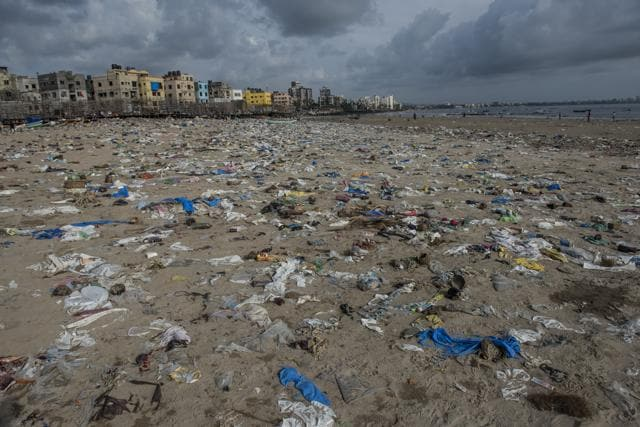 Top UN official to join residents for Versova beach clean-up on Gandhi Jayanti