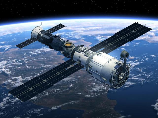 China's first space station is expected to come crashing down to Earth, a report said.
