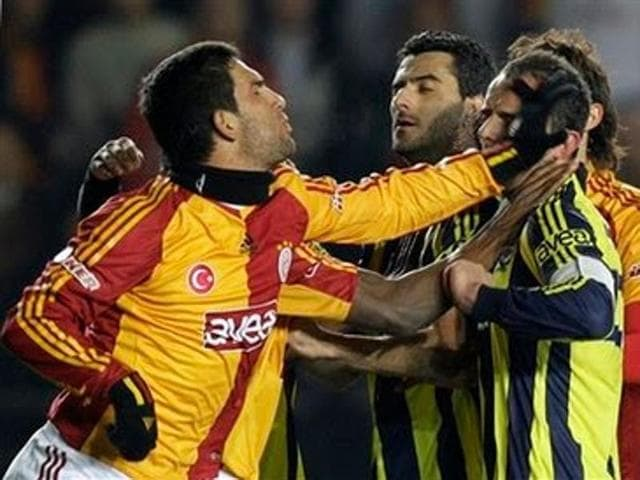 The ban had prevented fans of the three Istanbul giant sides -- Besiktas, Fenerbahce, and Galatasaray -- attending away games at their opponents' stadiums in the city.