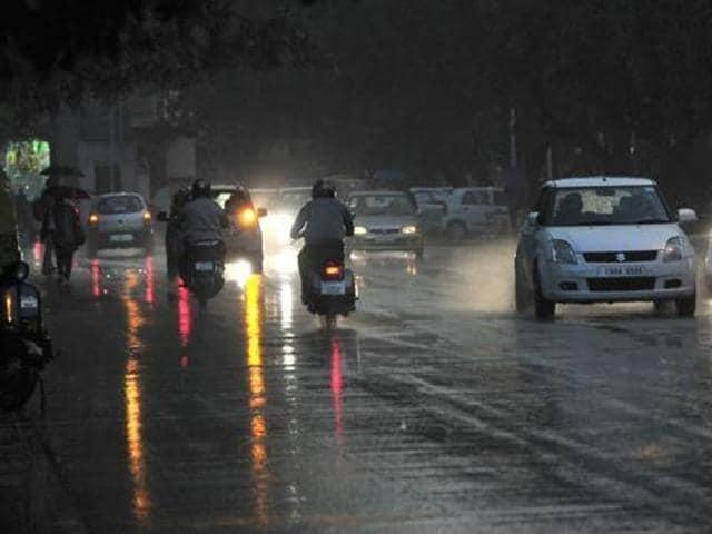 rainfall,Union Territory,Punjab