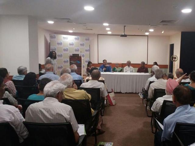 Memory clinic,Gurgaon Civil Hospital,World Alzheimer's Day
