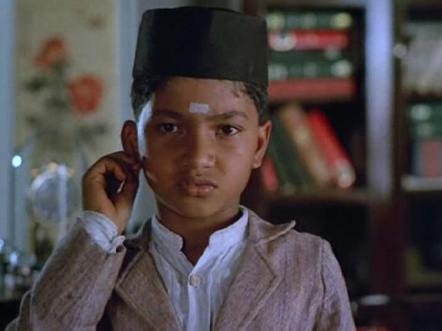 Every kid and grown-up connected with Swami: Malgudi Days star Manjunath