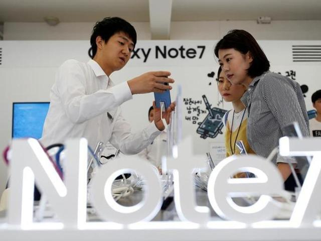 South Korea said on Thursday it ordered Samsung Electronics Co Ltd to take additional measures to ensure that batteries used in Galaxy Note 7 handsets are safe, as the firm prepares to resume sales of the smartphone in South Korea.