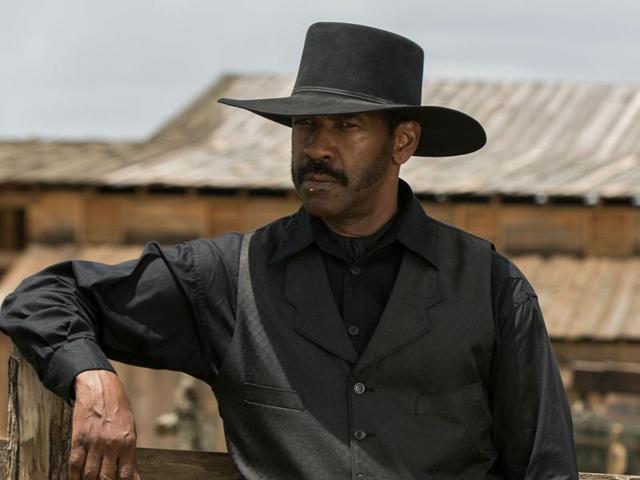 Denzel Washington,Magnificent Seven,Chris Pratt