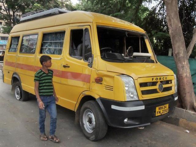 mumbai news,schoolbus delay,mumbai rains