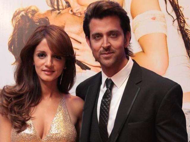 Actor Hrithik Roshan and ex-wife Sussanne Khan named their  elder son Hrehaan.