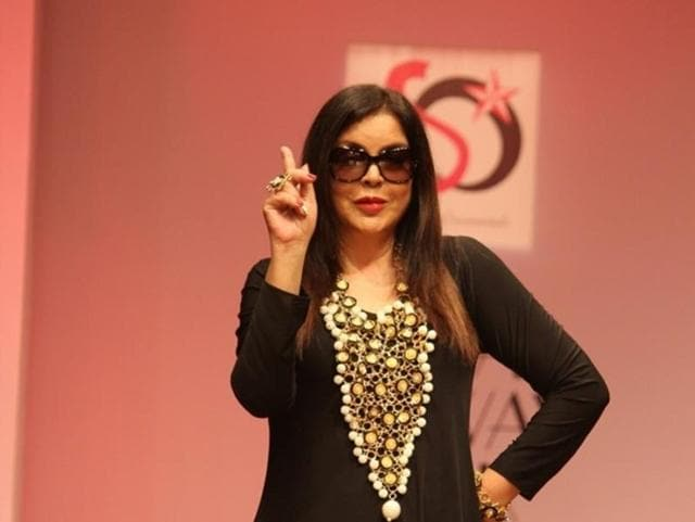 Zeenat Aman revolutionised the concept of fashion at a time when it was considered a not-so-important factor in Bollywood films.