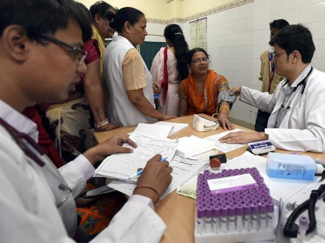 """The city had till Saturday recorded more than 4,000 cases of dengue and chikungunya, with the government cancelling the leaves of all hospital staff to manage the """"crisis""""."""