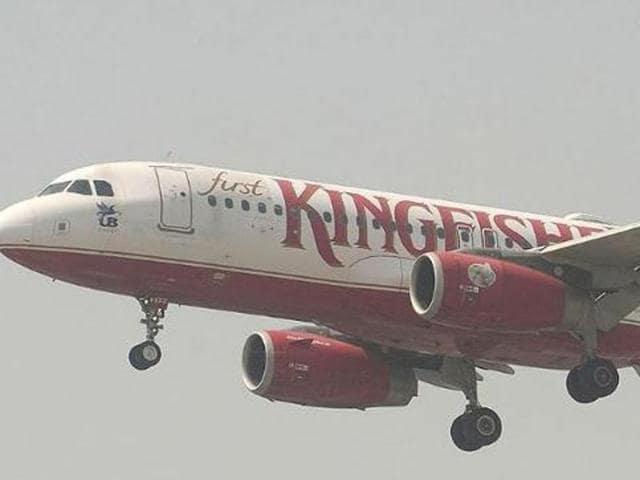 Former CFO of Kingfisher Airlines has been sentenced to 18 months imprisonment in connection with two cheque bounce cases.