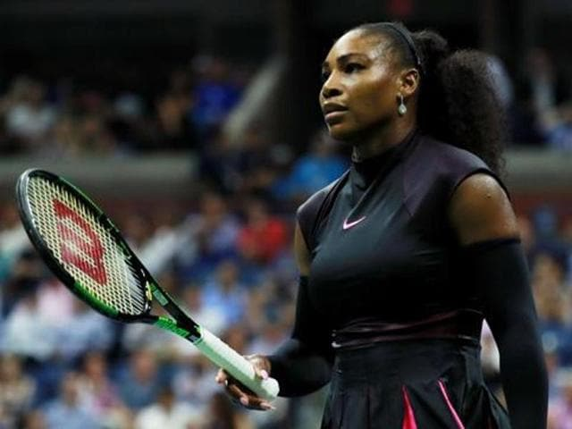 Williams, 34, also withdrew from two tournaments with a shoulder injury in July, after successfully defending her Wimbledon title.