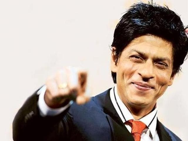SRK was in Amsterdam to shoot for Imtiaz Ali's next.
